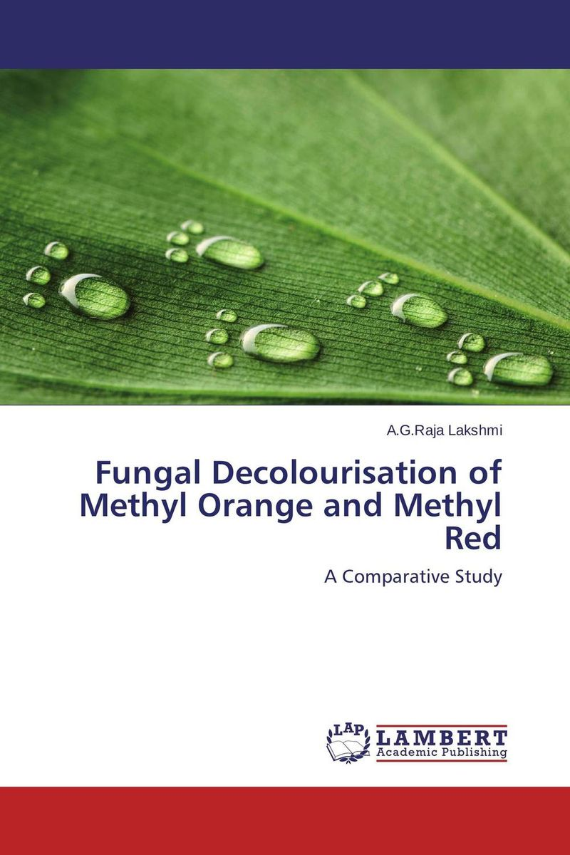 Fungal Decolourisation of Methyl Orange and Methyl Red production of cellulases by aspergillus niger