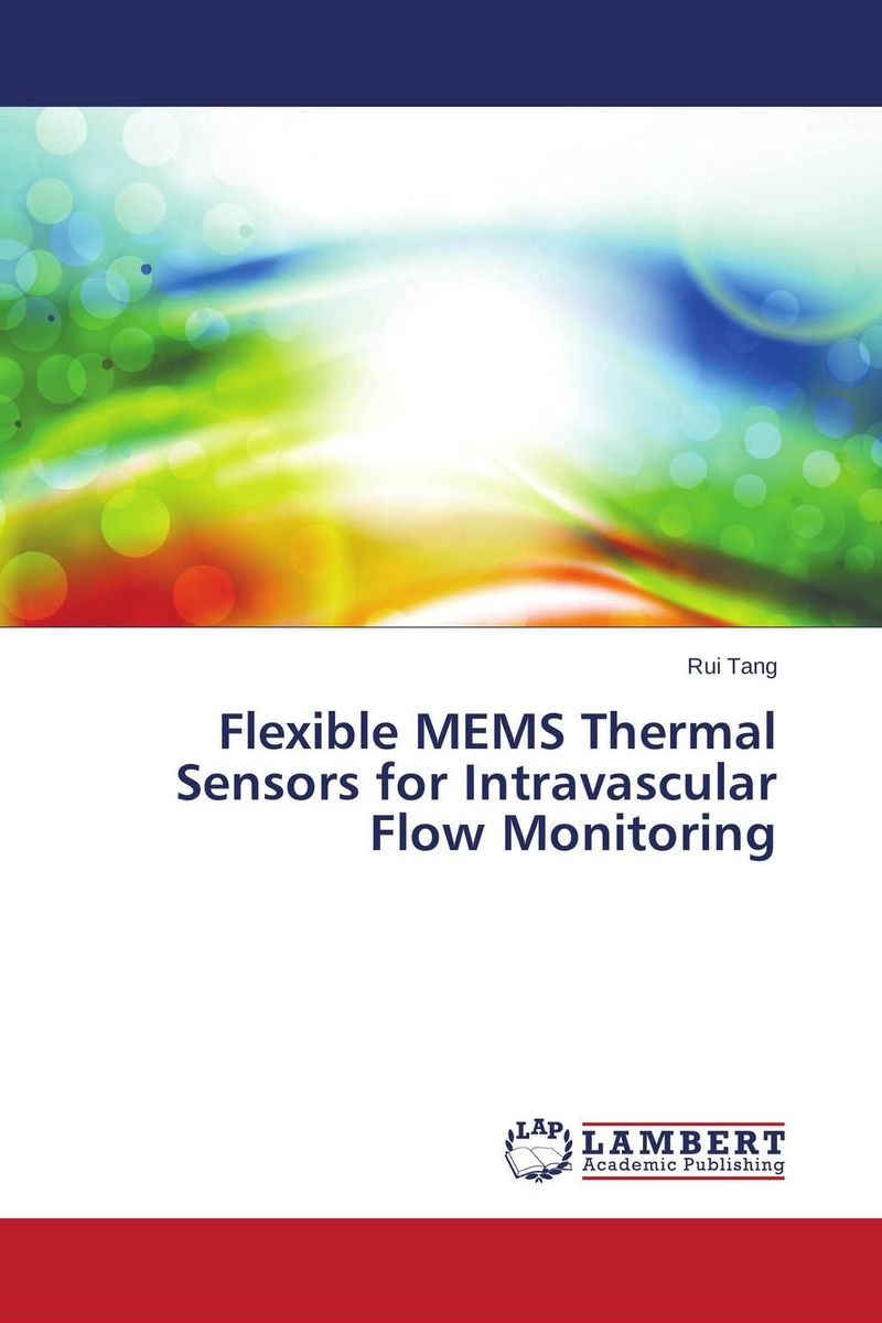 Flexible MEMS Thermal Sensors for Intravascular Flow Monitoring