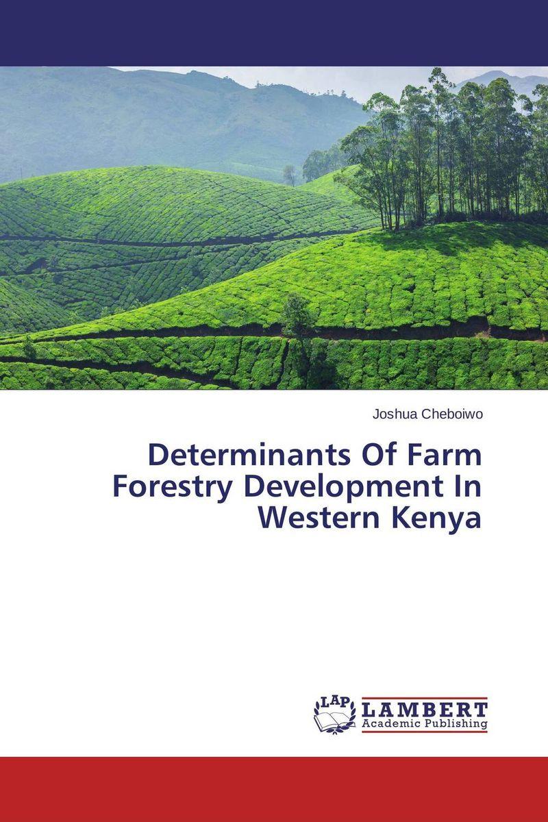 Determinants Of Farm Forestry Development In Western Kenya maurice ombok determinants of water accessibility in kenya