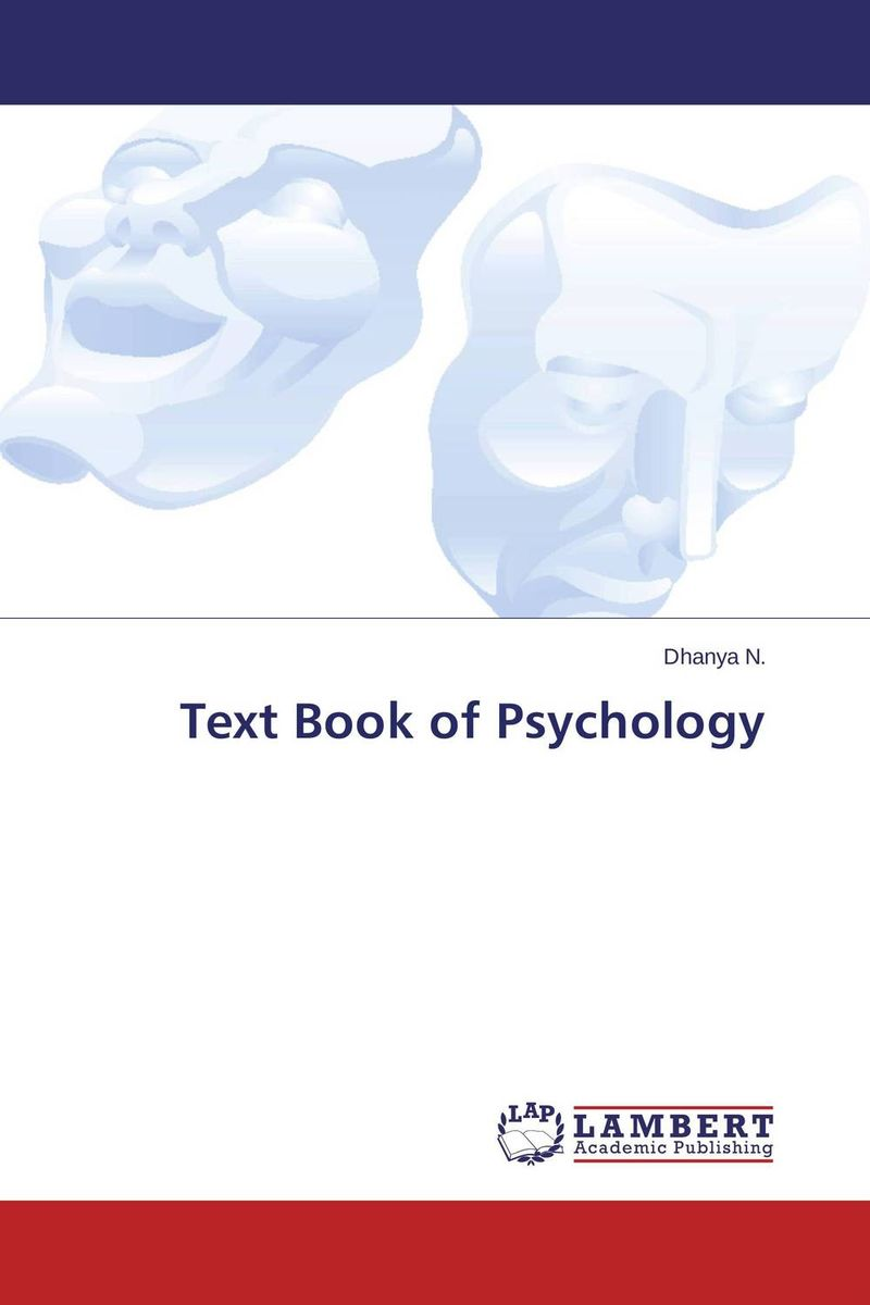 Text Book of Psychology the book of memory