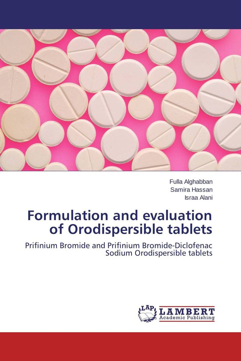 Formulation and evaluation of Orodispersible tablets the role of evaluation as a mechanism for advancing principal practice