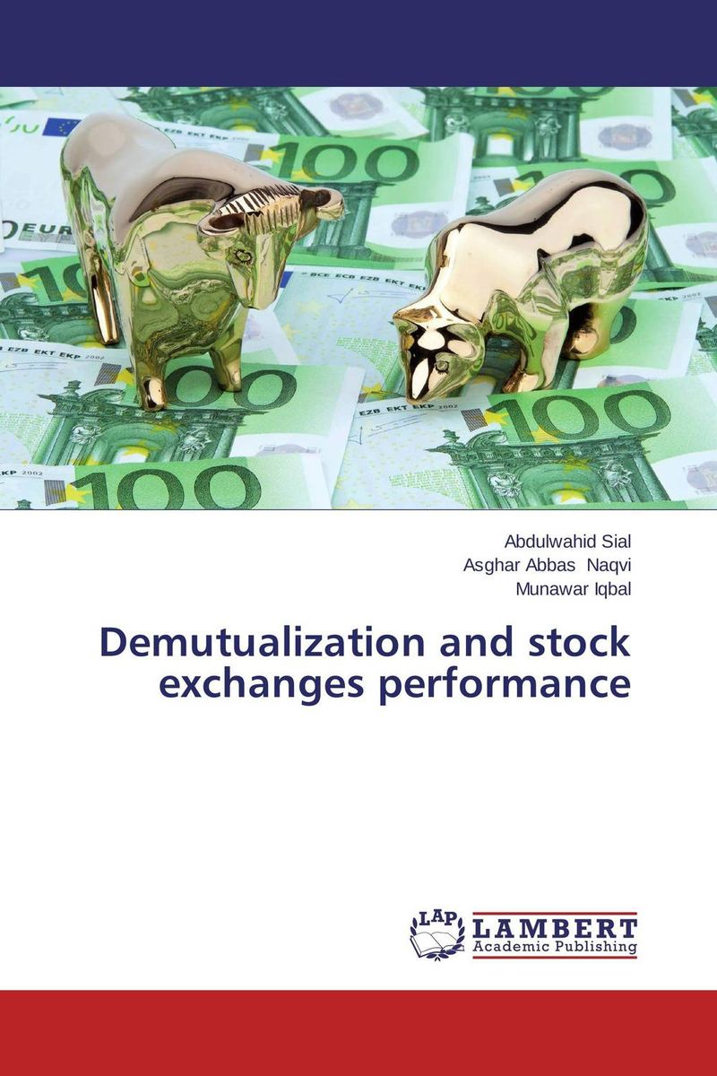 Demutualization and stock exchanges performance rakesh kumar tiwari and rajendra prasad ojha conformation and stability of mixed dna triplex