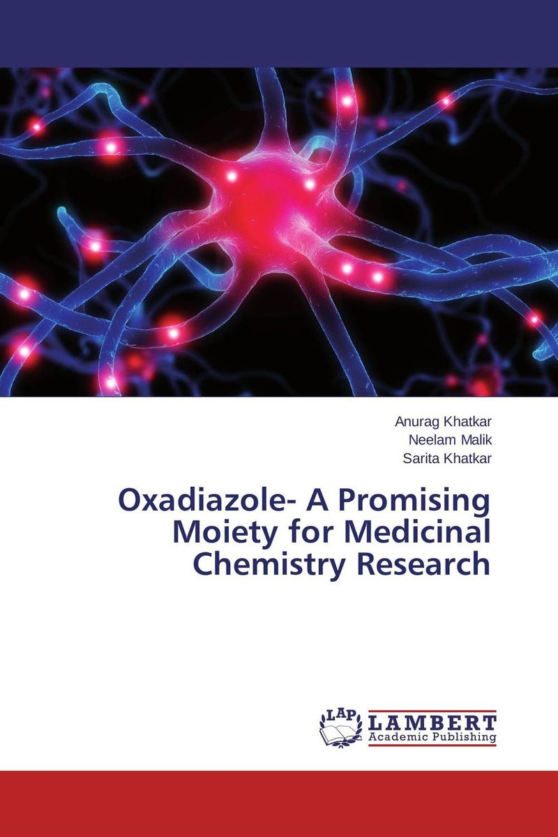 Oxadiazole- A Promising Moiety for Medicinal Chemistry Research medicinal chemistry of anticancer drugs
