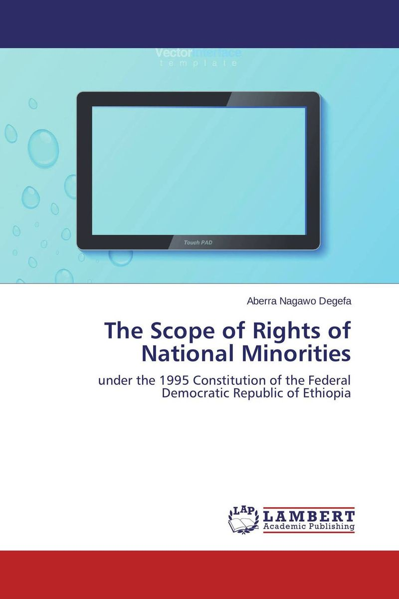 The Scope of Rights of National Minorities powers the definitive hardcover collection vol 7