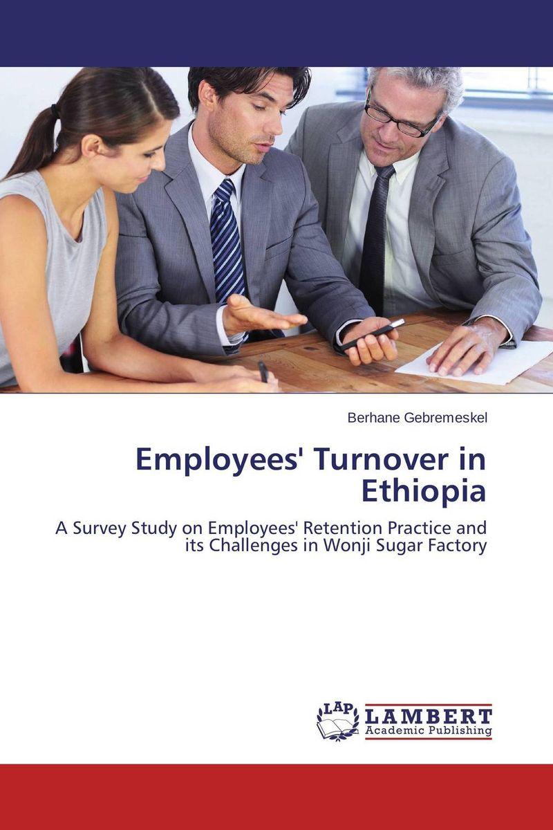 Employees' Turnover in Ethiopia employee retention in local kenyan banks