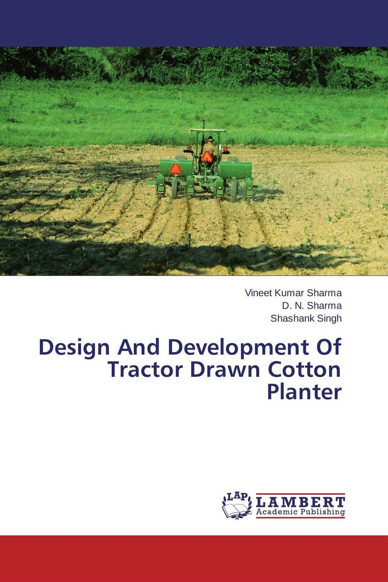 Design And Development Of Tractor Drawn Cotton Planter extra fee cost just for the balance of your order shipping cost