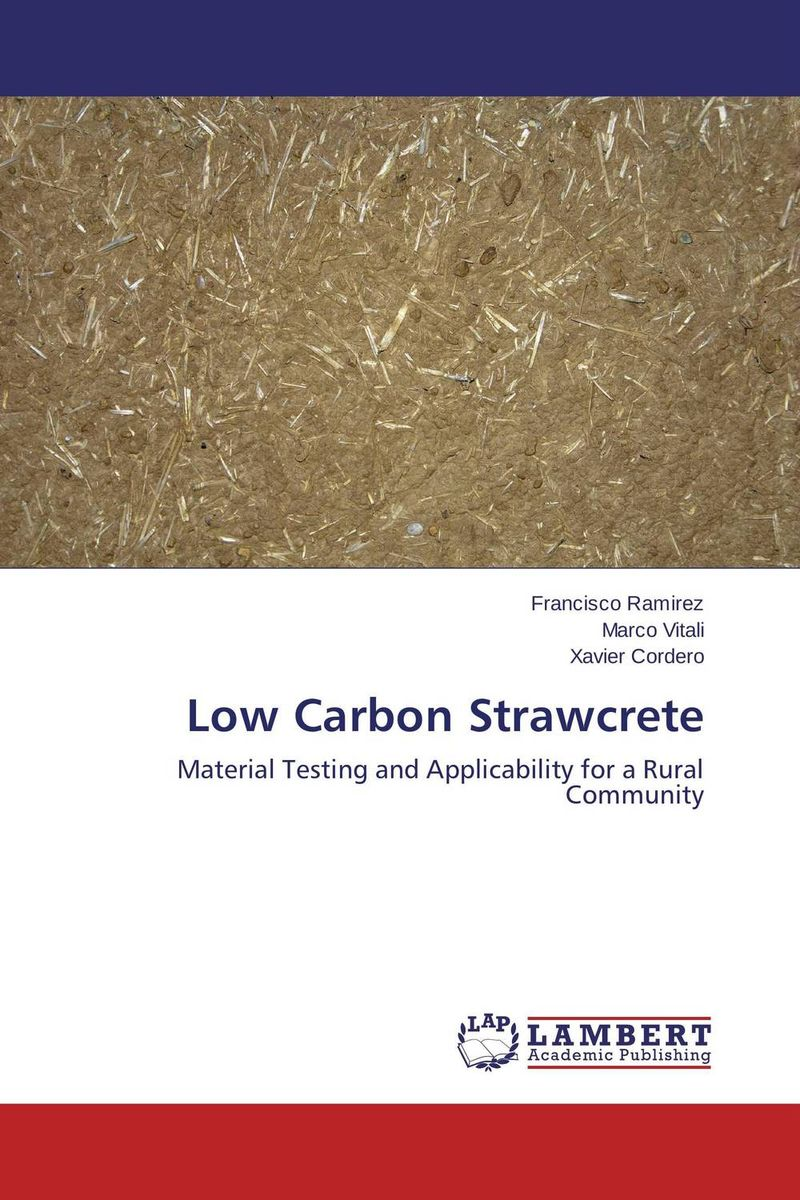Low Carbon Strawcrete