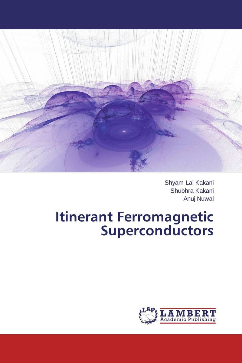 Itinerant Ferromagnetic Superconductors study of superconductivity