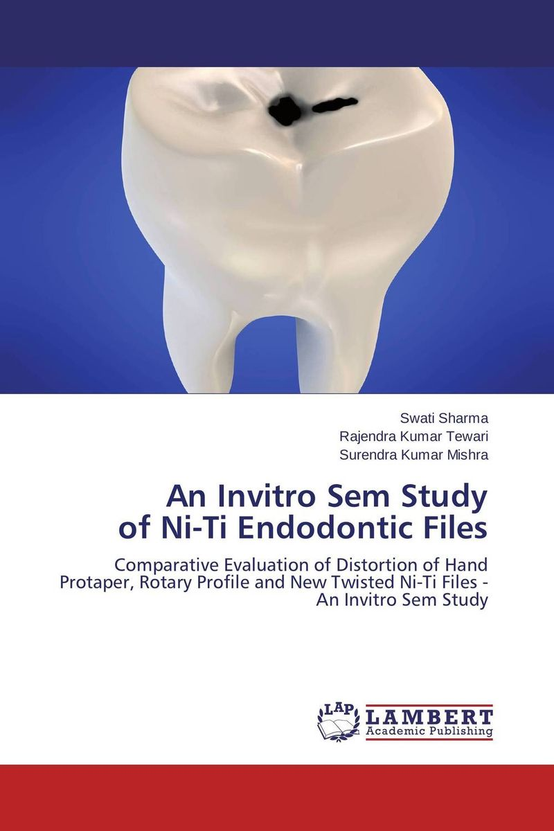 An Invitro Sem Study  of Ni-Ti Endodontic Files endodontic sealers an overview