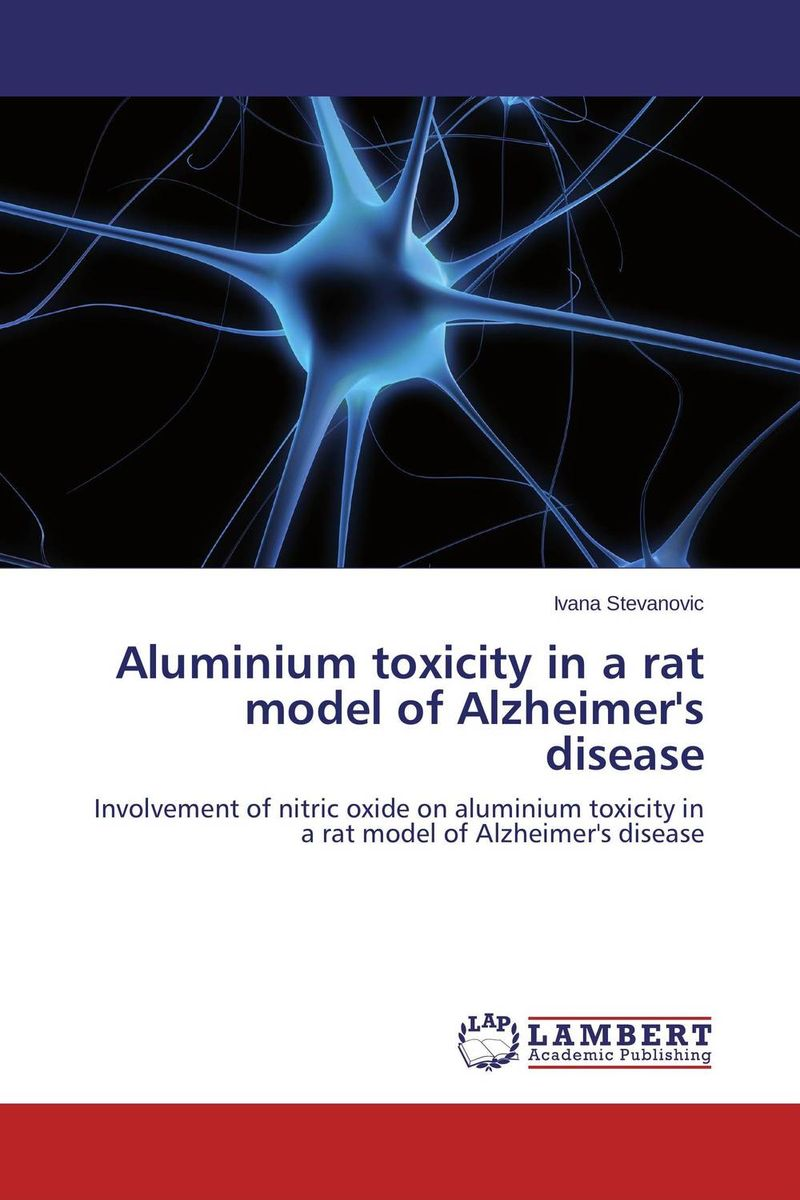 Aluminium toxicity in a rat model of Alzheimer's disease lifetimes of excitons in cuprous oxide