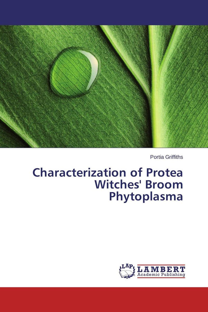 Characterization of Protea Witches' Broom Phytoplasma room on the broom big book