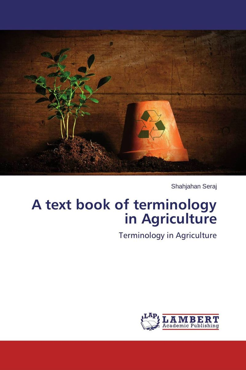A text book of terminology in Agriculture anita kanwar text book of plasma physics