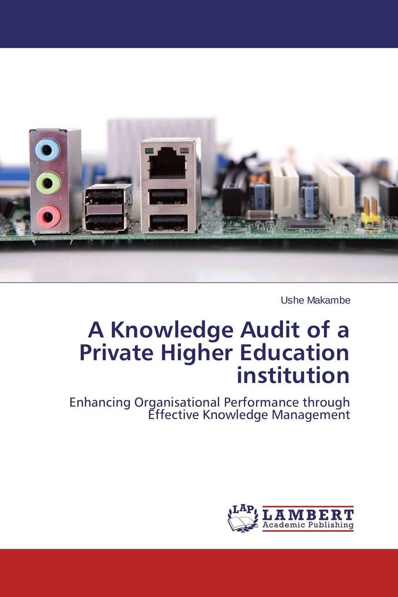 A Knowledge Audit of a Private Higher Education institution private higher education institution using the tpack model in malaysia