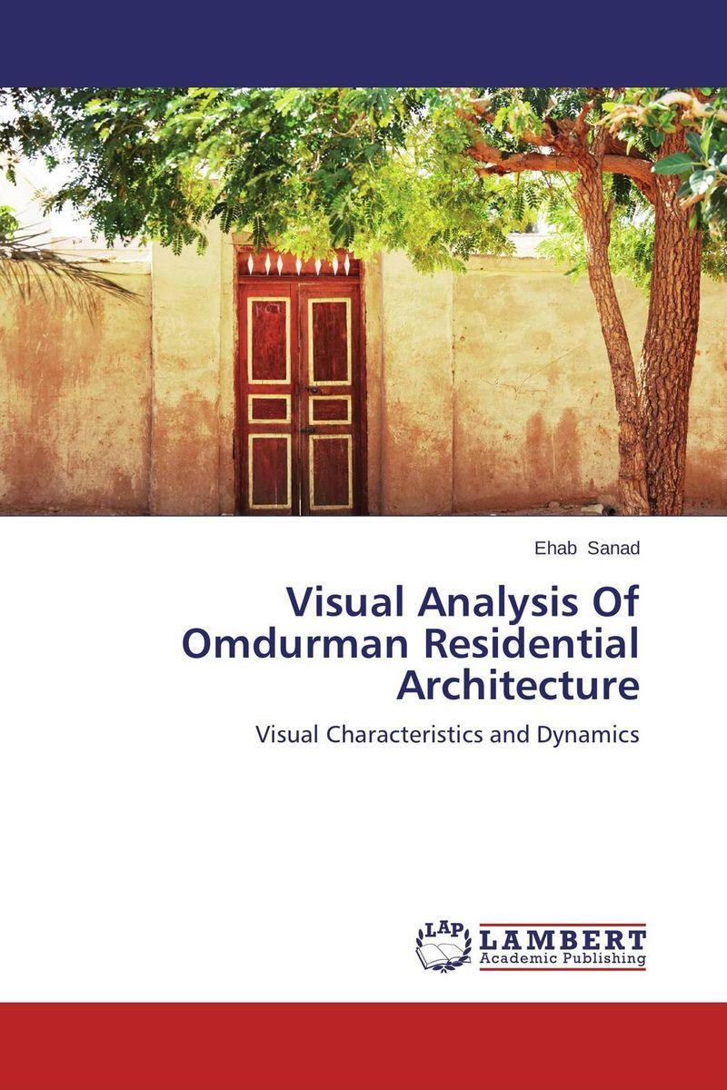 Visual Analysis Of Omdurman Residential Architecture italian visual phrase book