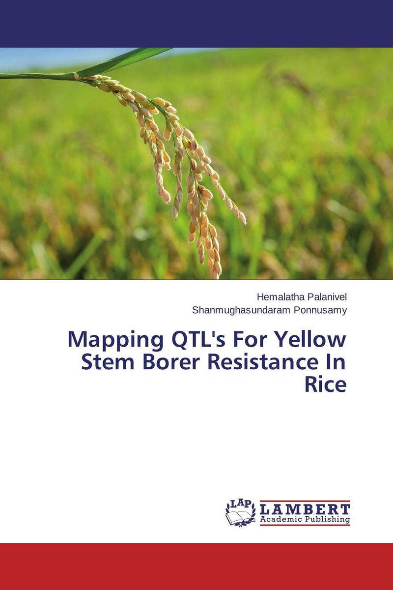Mapping QTL's For Yellow Stem Borer Resistance In Rice stem bromelain in silico analysis for stability and modification