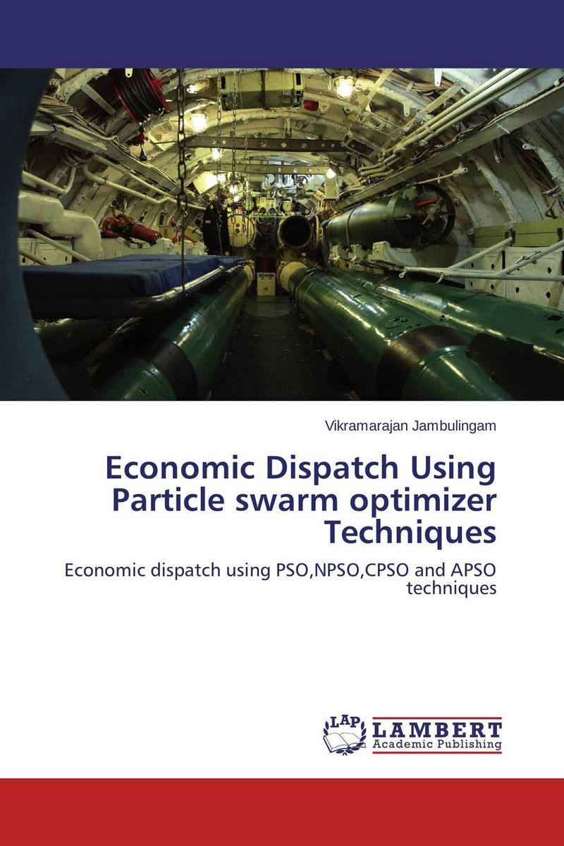 Economic Dispatch Using Particle swarm optimizer Techniques economic methodology
