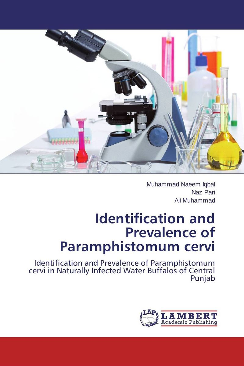 Identification and Prevalence of Paramphistomum cervi phal cornu cervi var red