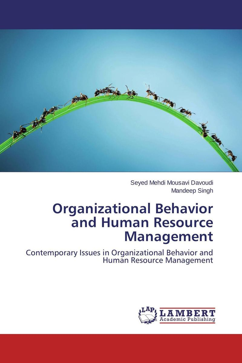 Organizational Behavior and Human Resource Management business models and human resource management