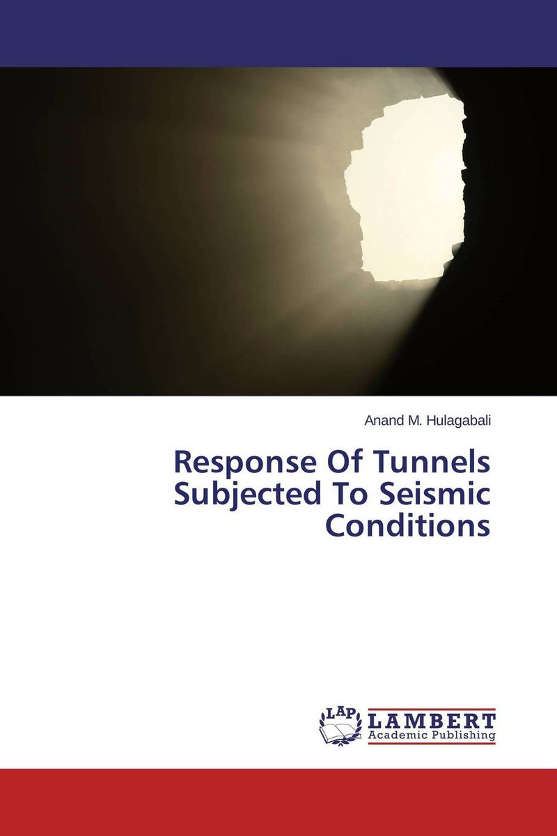 Response Of Tunnels Subjected To Seismic Conditions the tunnels
