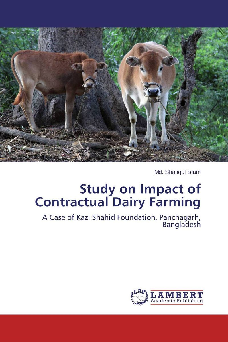 Study on Impact of Contractual Dairy Farming current fertility status in cattle of mini dairy farms