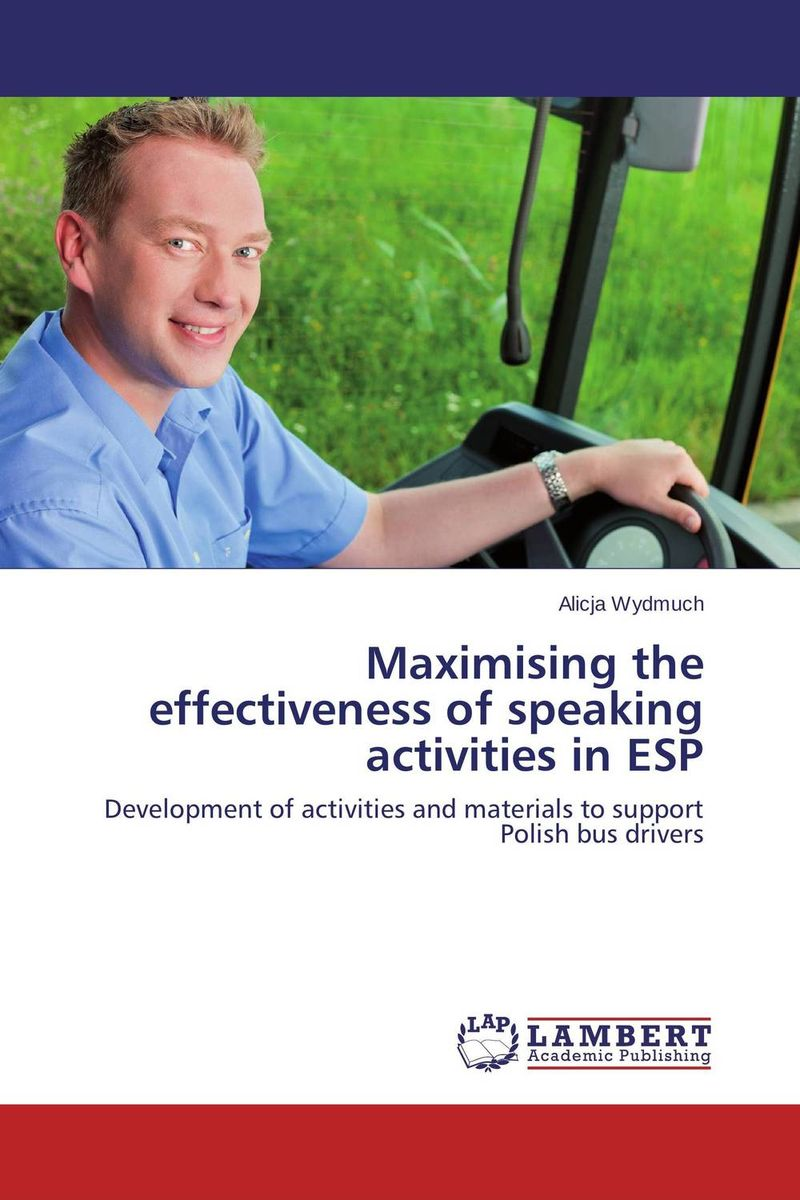 Maximising the effectiveness of speaking activities in ESP teaching basic general english through online distance methodology