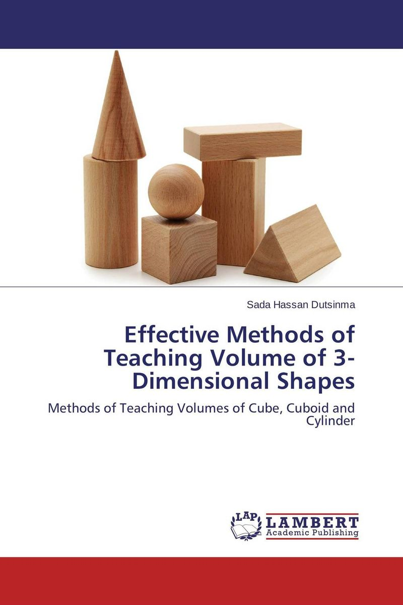 Effective Methods of Teaching Volume of 3-Dimensional Shapes in situ detection of dna damage methods and protocols