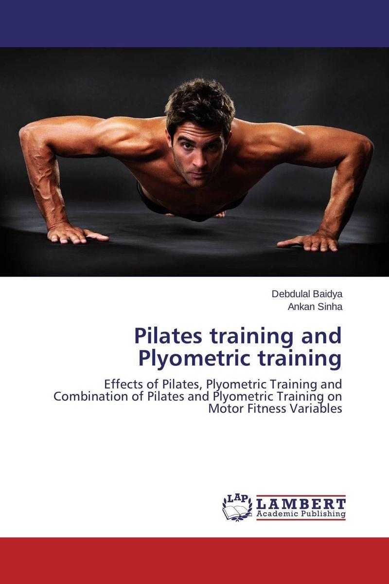 Pilates training and Plyometric training