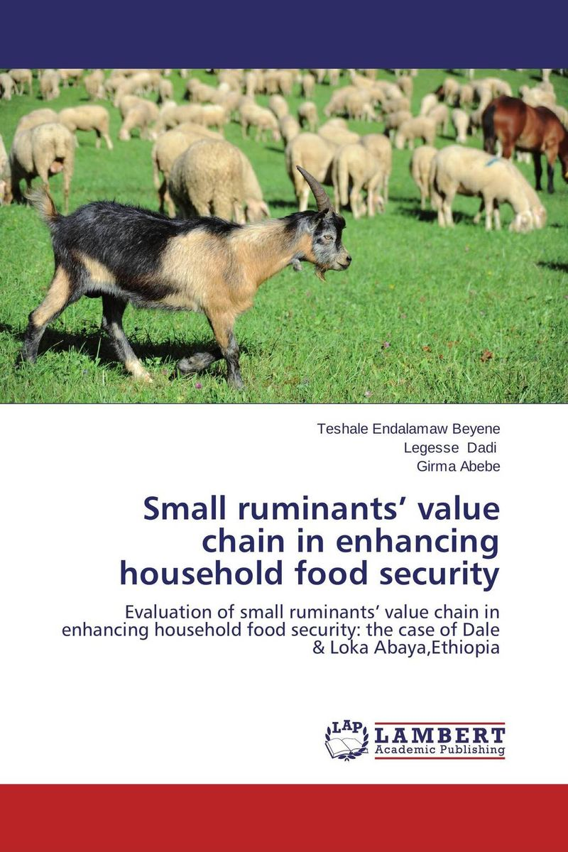 Small ruminants' value chain in enhancing household food security honey value chain analysis