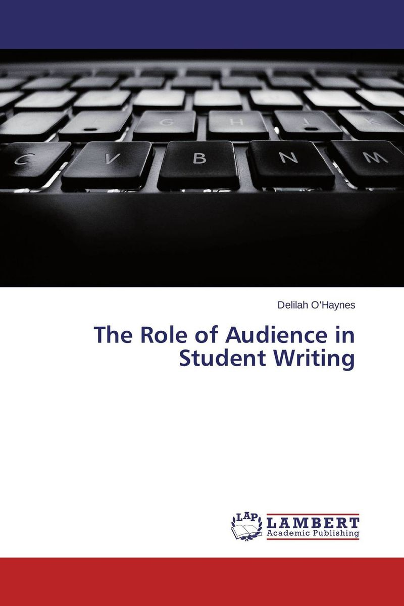 The Role of Audience in Student Writing shadi bartsch actors in the audience – theatricality