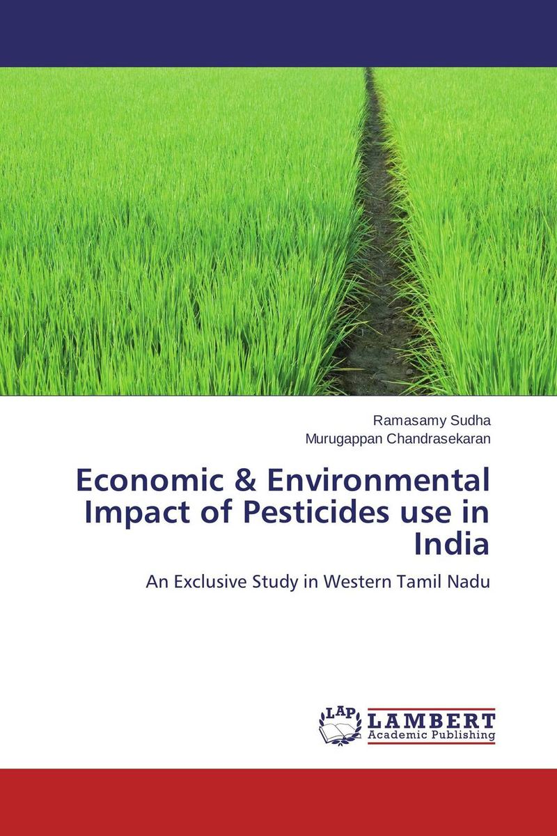 Economic & Environmental Impact of Pesticides use in India baljit singh polymeric pesticide delivery systems to control environmental hazards