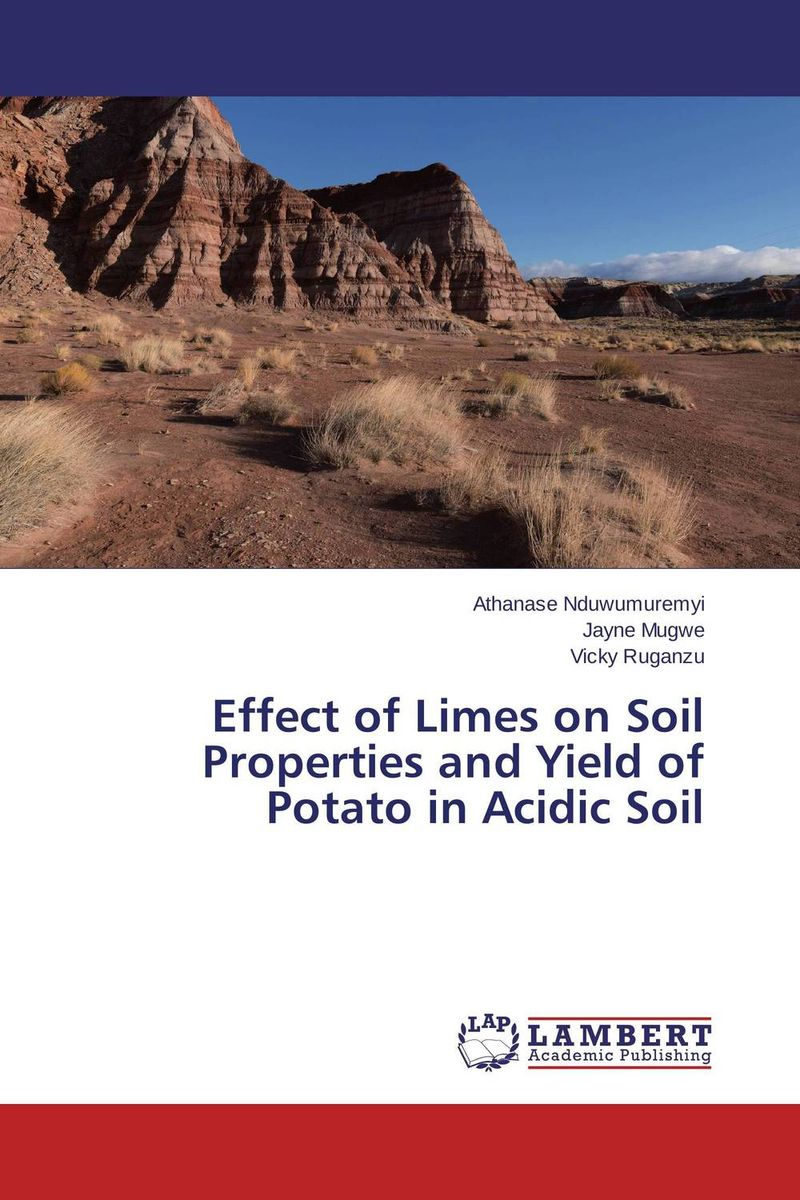 Effect of Limes on Soil Properties and Yield of Potato in Acidic Soil