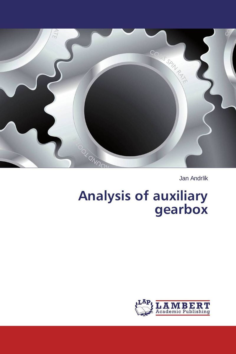 Analysis of auxiliary gearbox the internal load analysis in soccer