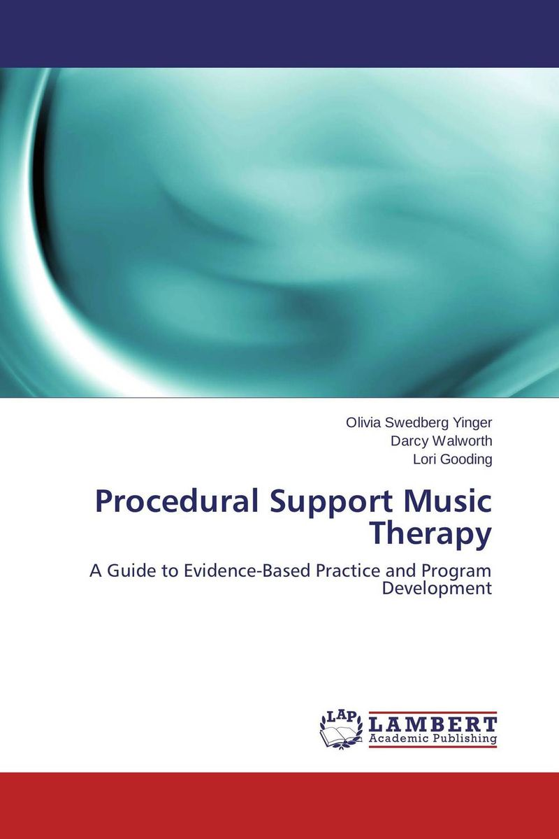 Procedural Support Music Therapy performance in music therapy with mentally ill adults