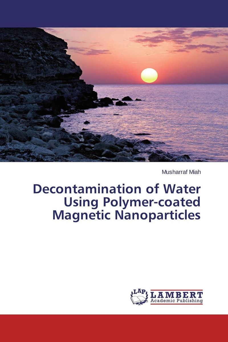 Decontamination of Water Using Polymer-coated Magnetic Nanoparticles muon detection efficiencies