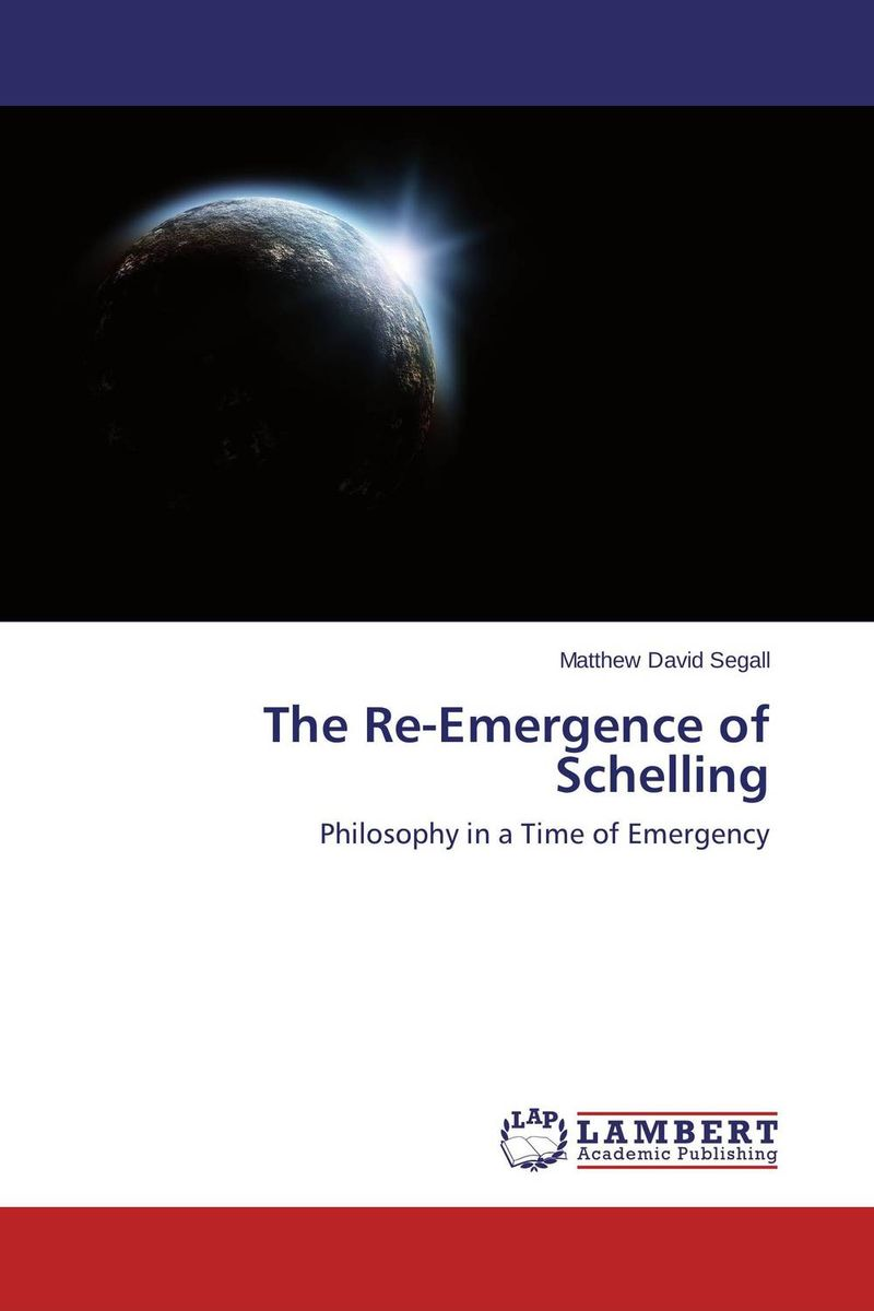 The Re-Emergence of Schelling hans joas g h mead – a contemporary re–examination of his thought