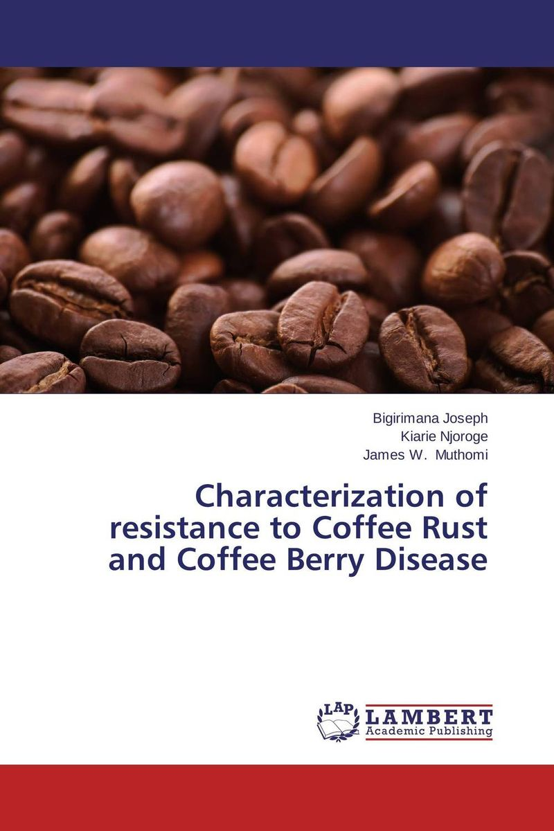 Characterization of resistance to Coffee Rust and Coffee Berry Disease eman ibrahim el sayed abdel wahab molecular genetic characterization studies of some soybean cultivars