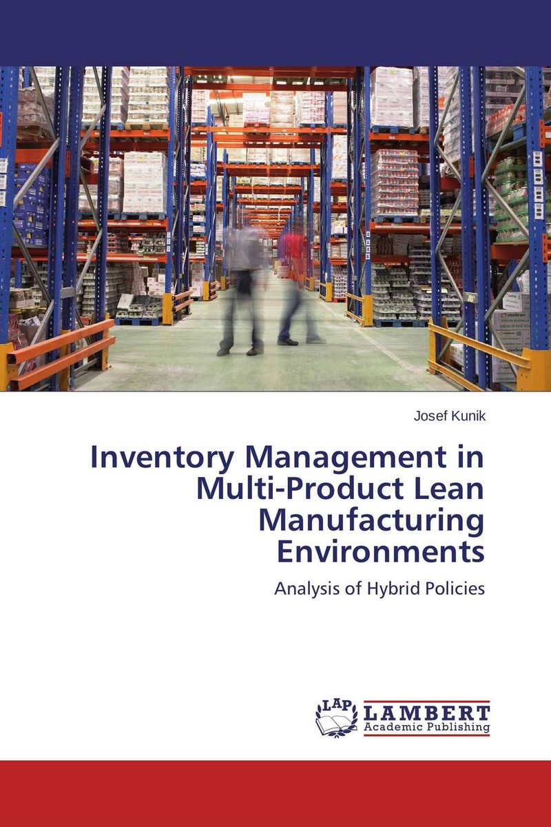 Inventory Management in Multi-Product Lean Manufacturing Environments clatronic pw 3370 напольные весы