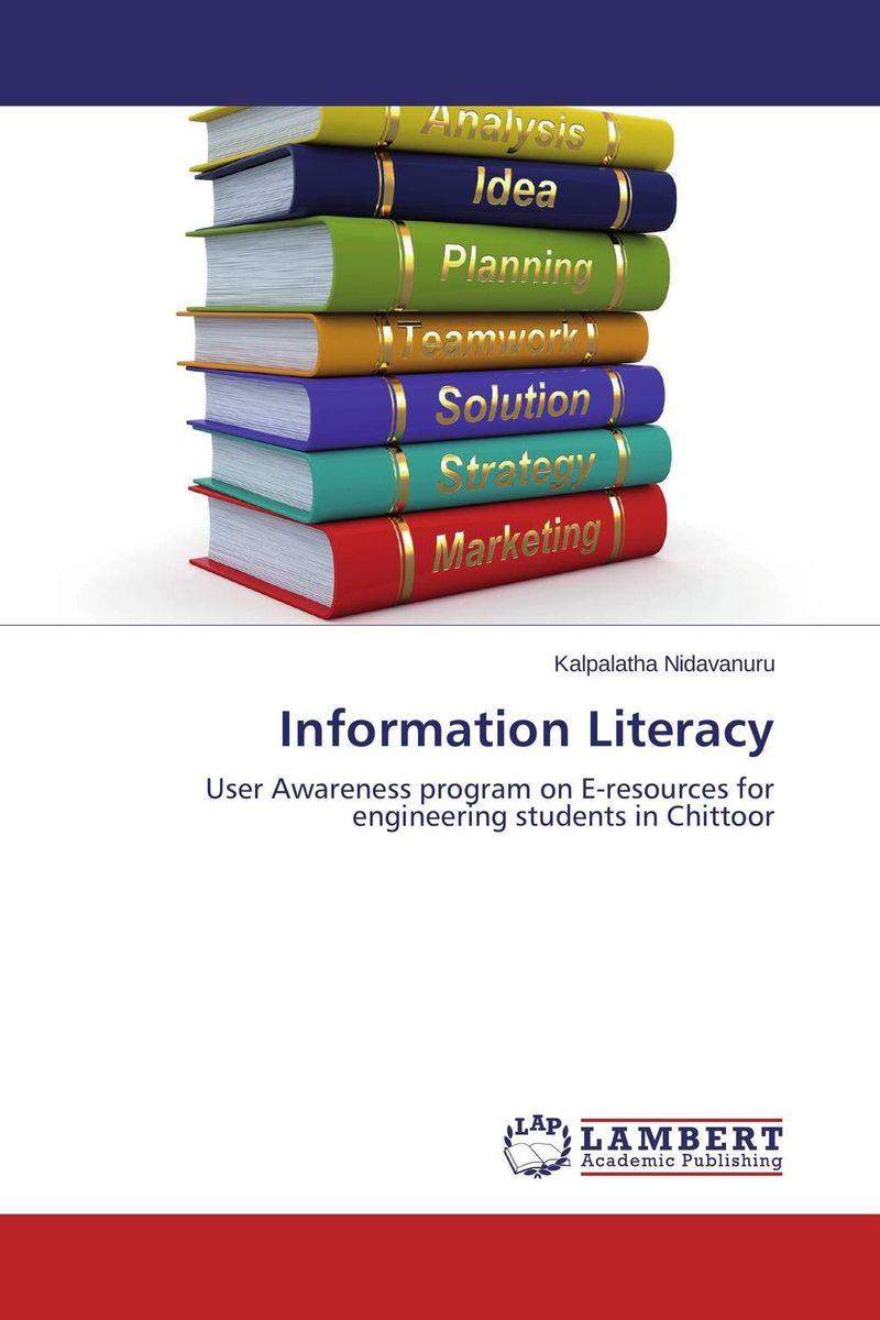 Information Literacy...