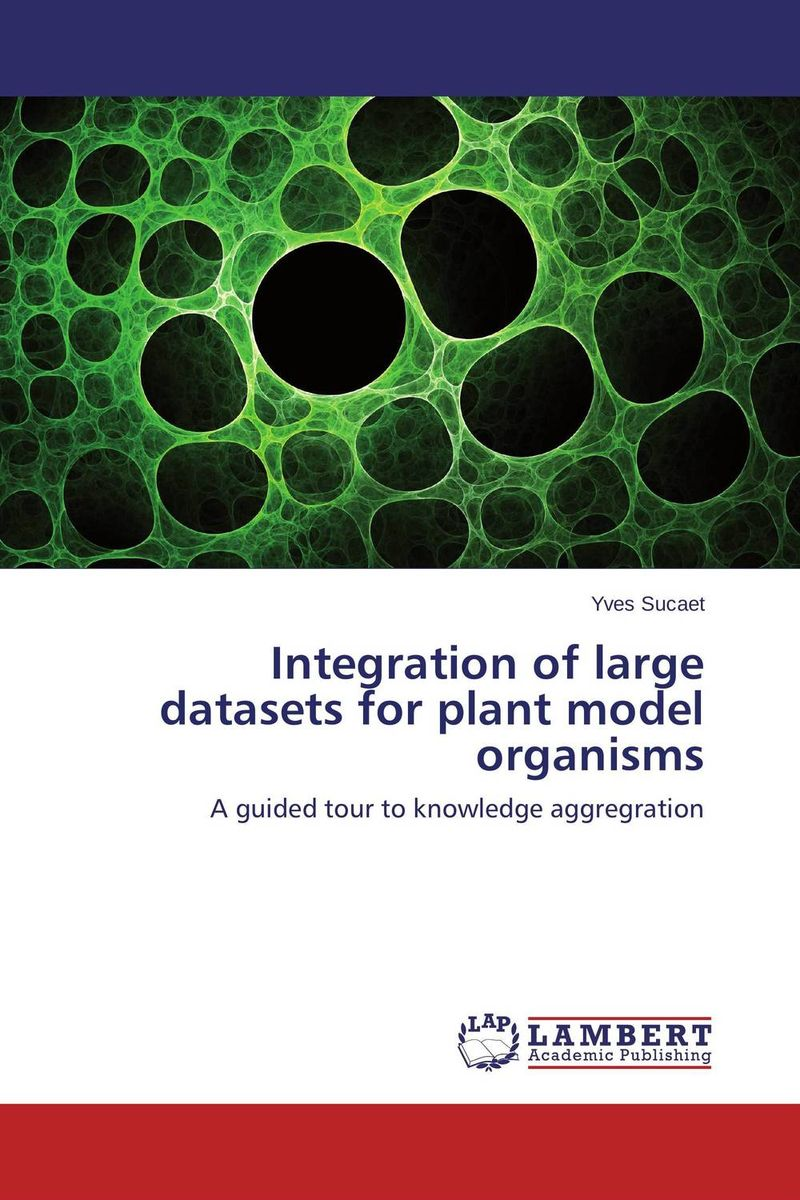 Integration of large datasets for plant model organisms http