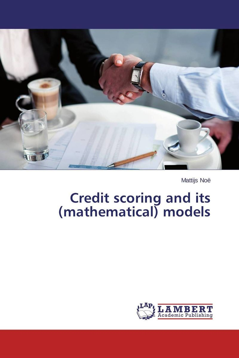 Credit scoring and its (mathematical) models