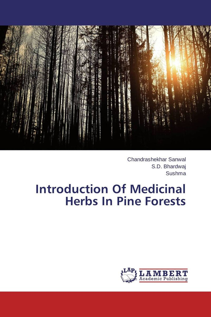 Introduction Of Medicinal Herbs In Pine Forests