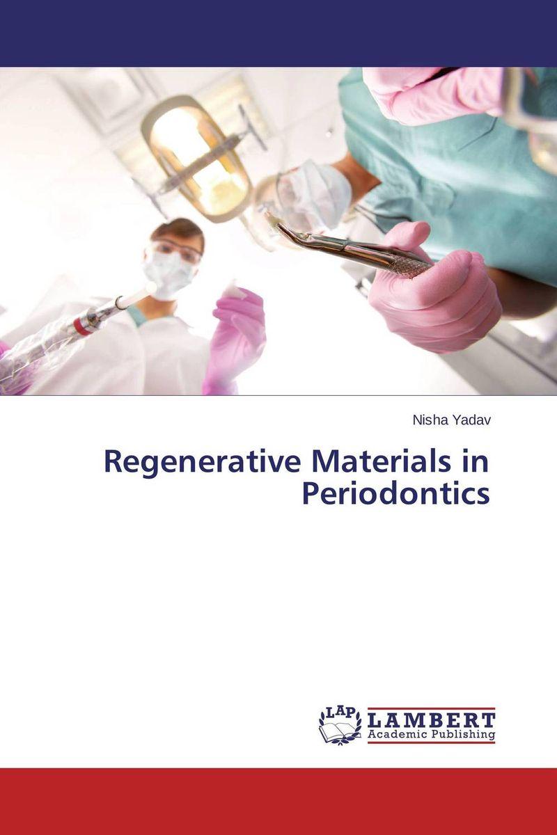 Regenerative Materials in Periodontics