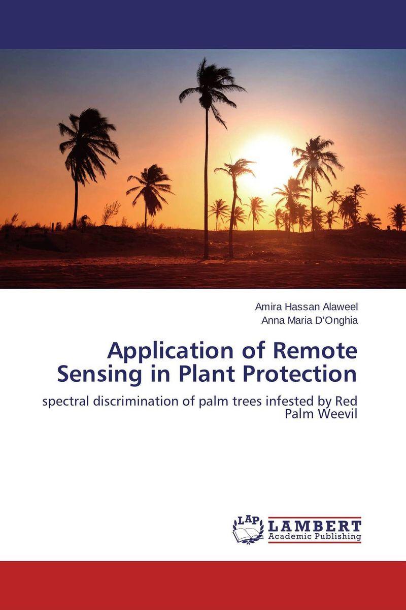 Application of Remote Sensing in Plant Protection remote sensing and gis application in flash hazard studies