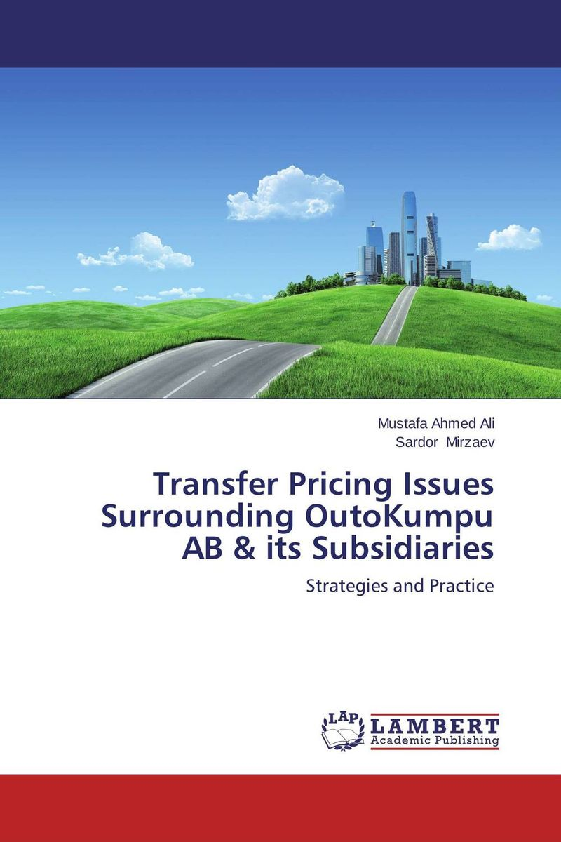 Transfer Pricing Issues Surrounding OutoKumpu AB & its Subsidiaries tax implications of transfer pricing use transfer pricing regulation in the world european union and republic croatia