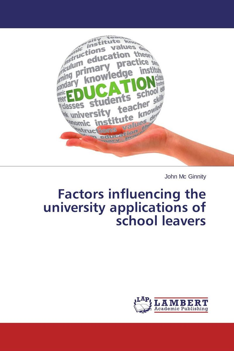 Factors influencing the university applications of school leavers factors influencing gender imbalance in appointment of headteachers