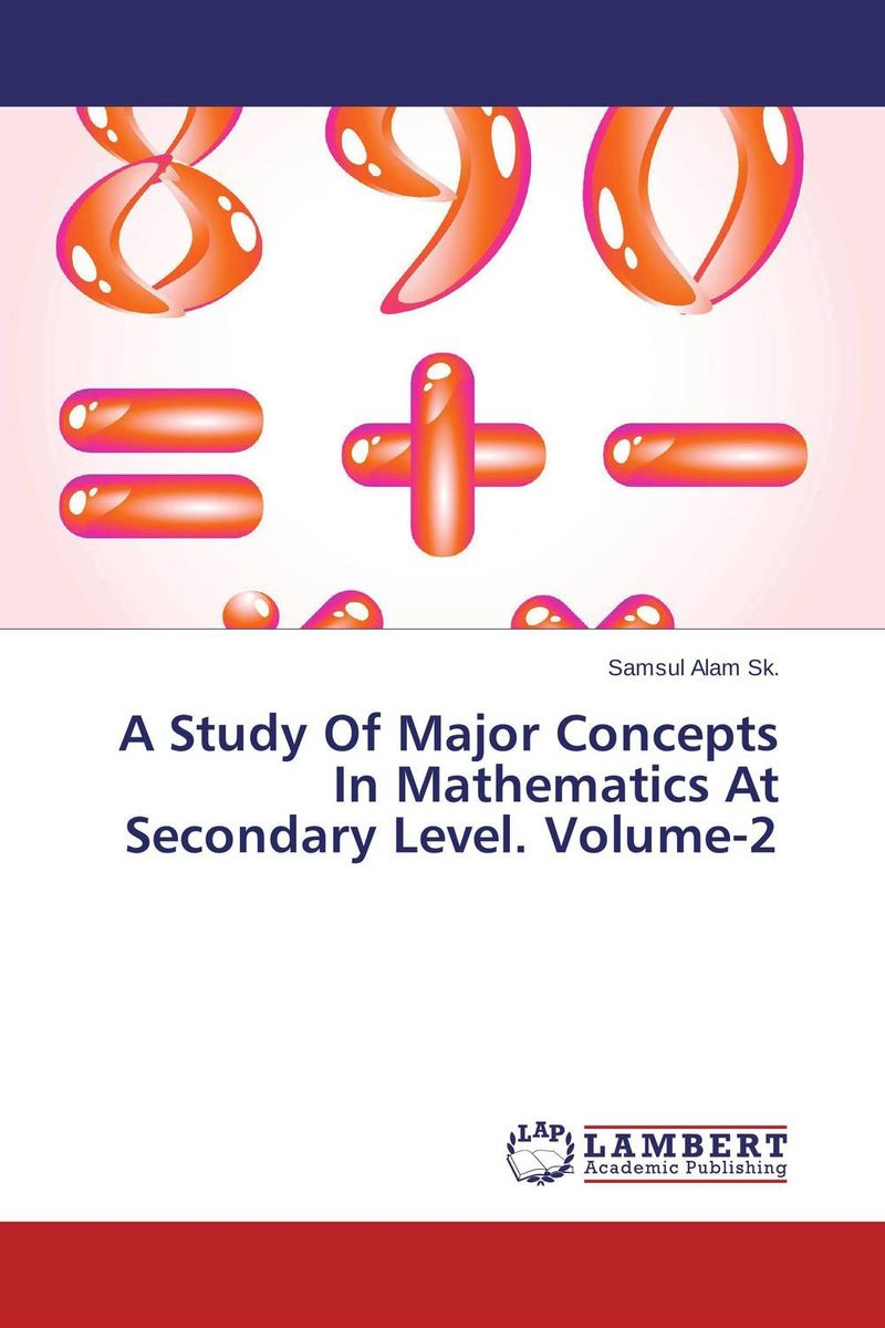 A Study Of Major Concepts In Mathematics At Secondary Level. Volume-2 swetz swetz mathematics education in china its growth
