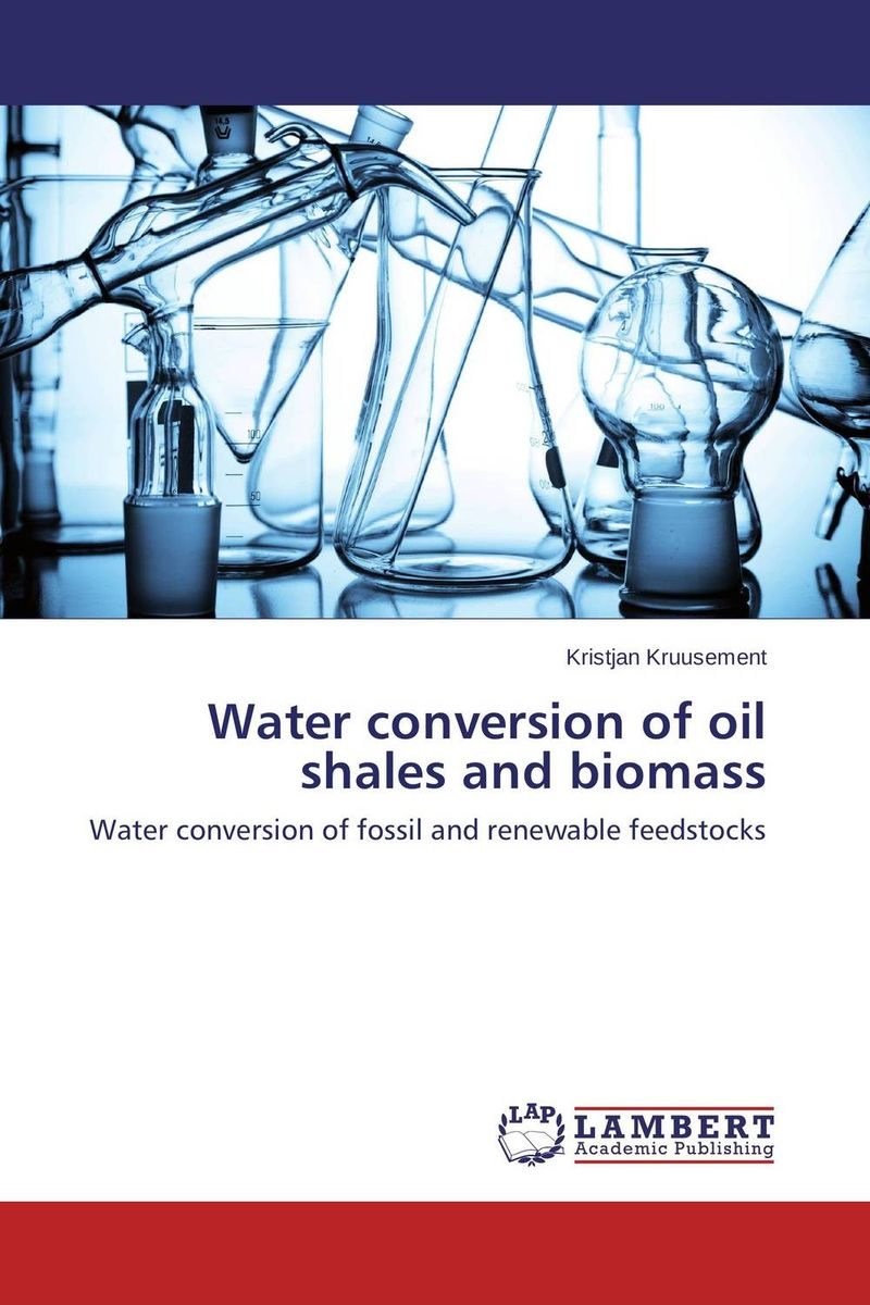 Water conversion of oil shales and biomass bride of the water god v 3