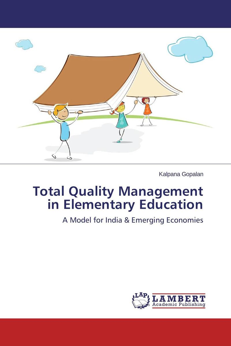 Total Quality Management in Elementary Education tqm in engineering education