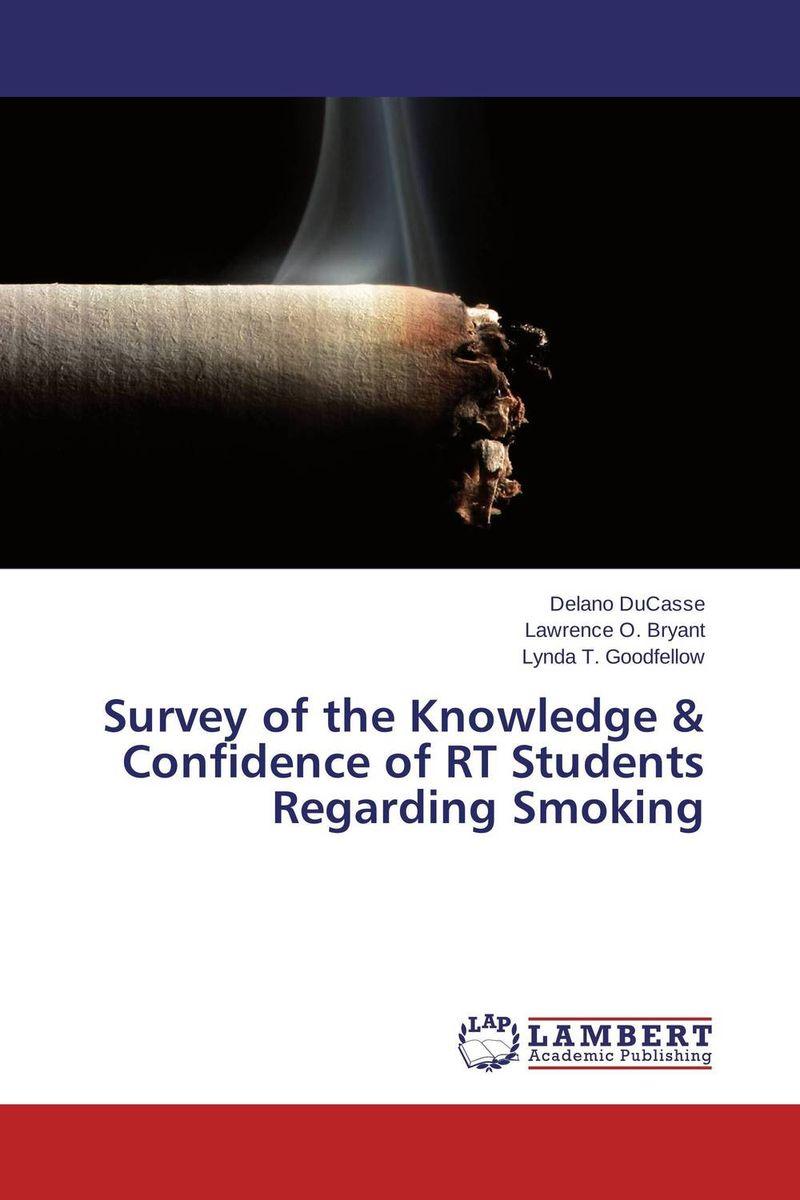 Survey of the Knowledge & Confidence of RT Students Regarding Smoking ripudaman singh sandeep kaur and bhupinder singh bhalla assessing the knowledge and attitude regarding health hazards