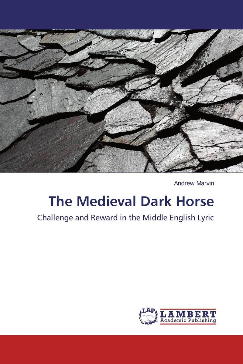 The Medieval Dark Horse the stylistic identity of english literary texts